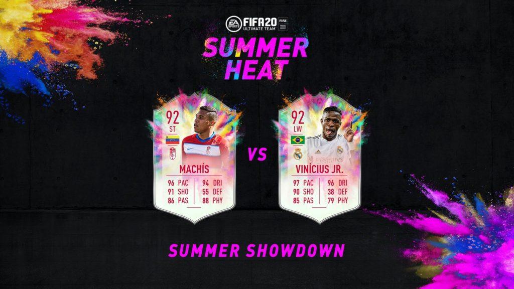 FIFA 20: Machis e Vinicius Junior Summer Showdown