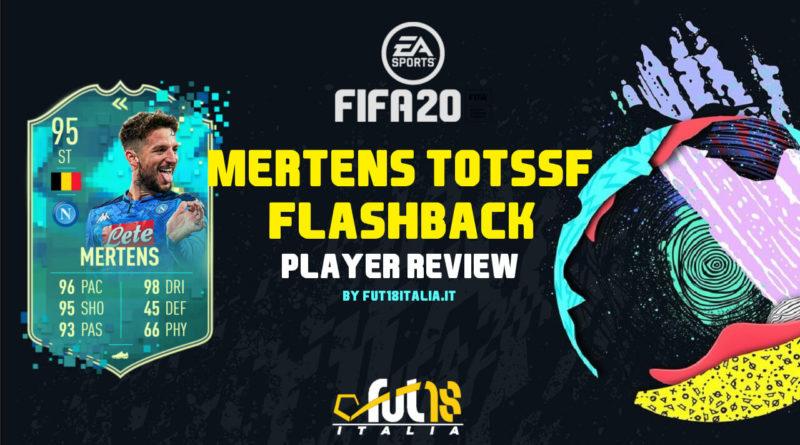 FIFA 20: Mertens TOTSSF flashback player review
