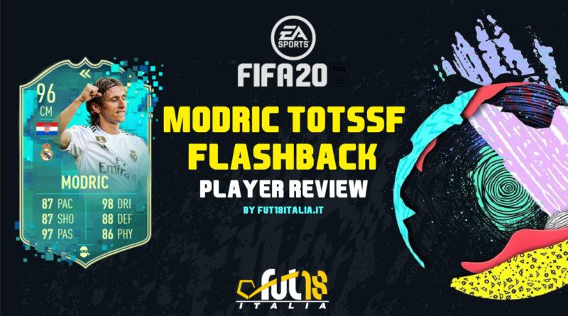 FIFA 20: Modric TOTSSF flashback player review