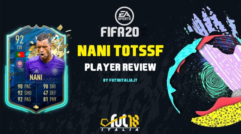 FIFA 20: Nani TOTSSF player review