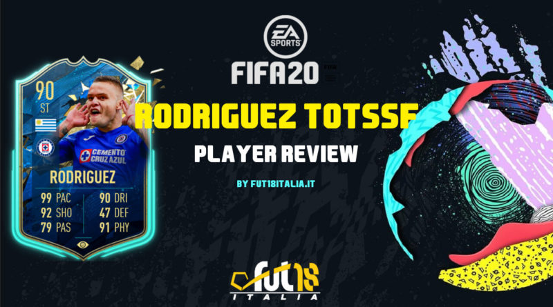 FIFA 20: Rodriguez TOTSSF player review