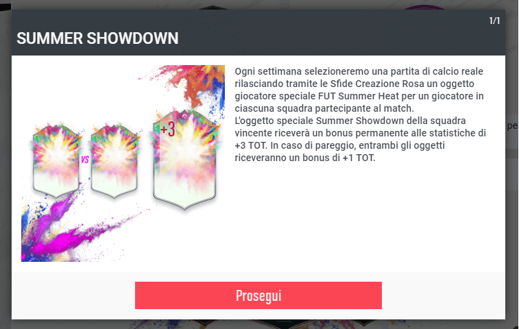 FIFA 20: Summer Showdown