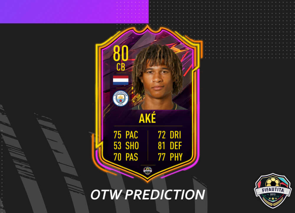 FIFA 21: Aké Ones to Watch prediction