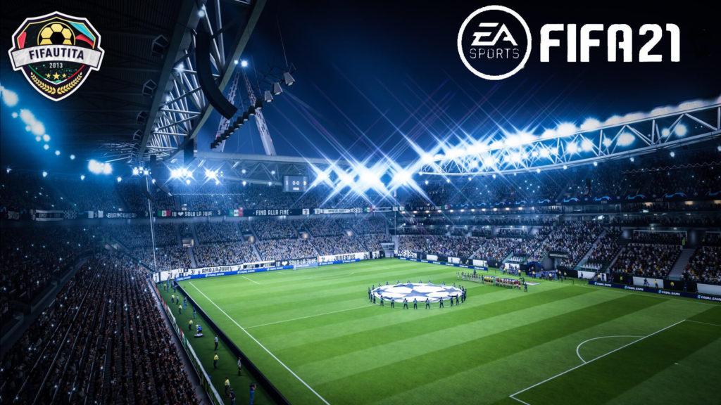 FIFA 21: anteprima mondiale all'EA Play Live del 18 giugno