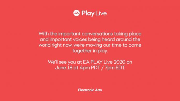 FIFA 21: EA Play Live il 18 giugno alle 23 italiane