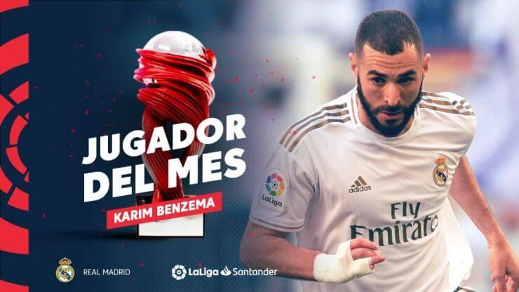 FIFA 20: Benzema POTM di giugno in Liga Santander