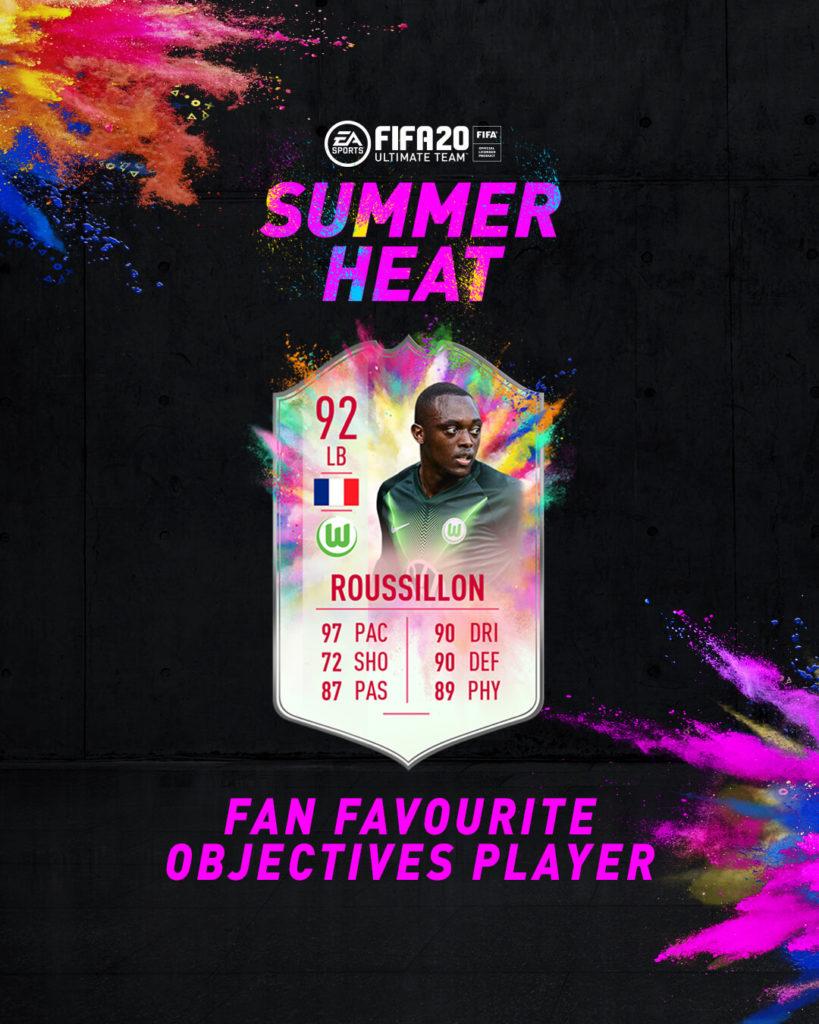 FIFA 20: Roussillon Summer Heat obiettivo