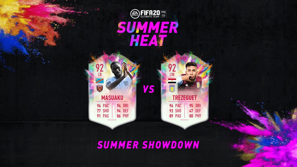 FIFA 20: Summer Showdown Masuaku e Trezeguet