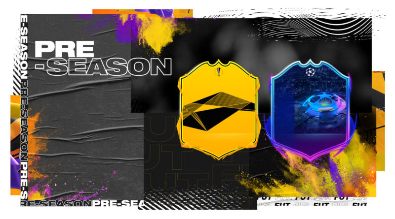 FIFA 20: pre-season dal 29/07/2020