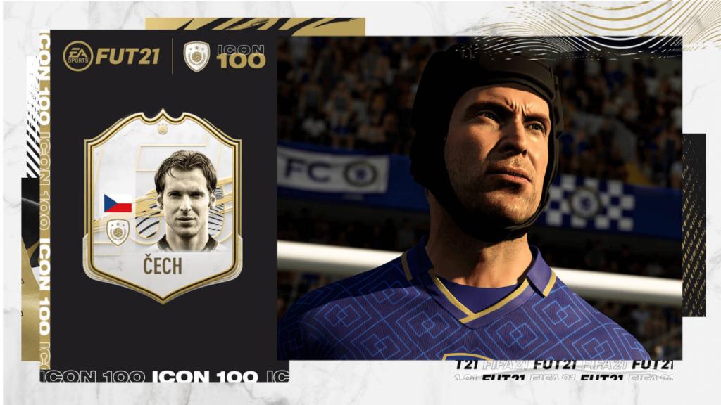 FIFA 21: Petr Cech icon