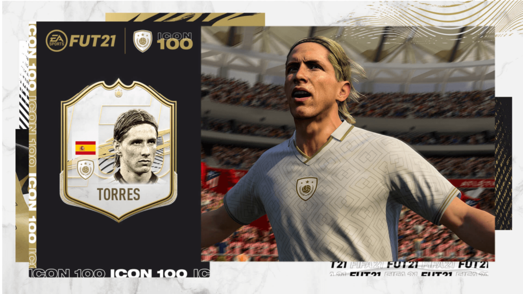 FIFA 21: Fernando Torres icon