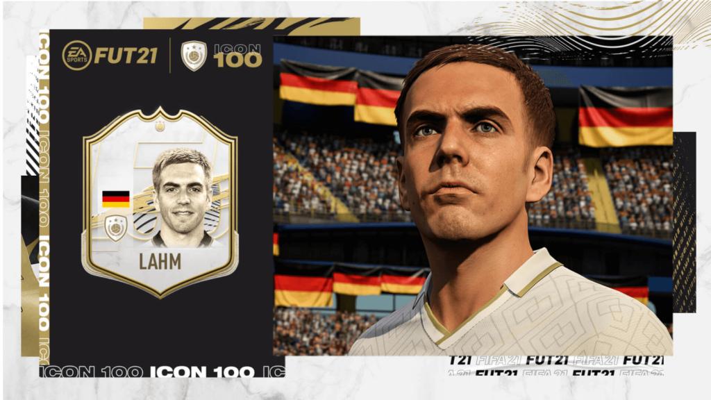 FIFA 21: Philipp Lahm icon