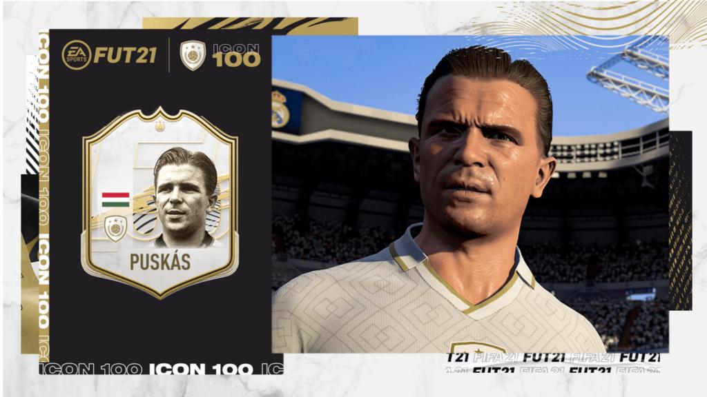 FIFA 21: Ferenc Puskas icon