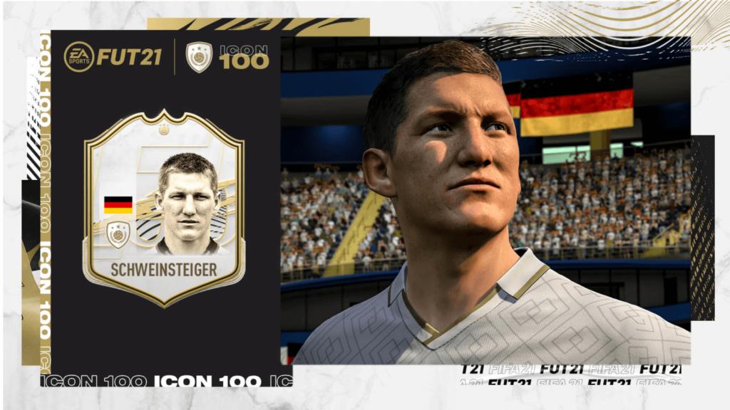 FIFA 21: Bastian Schweinsteiger icon