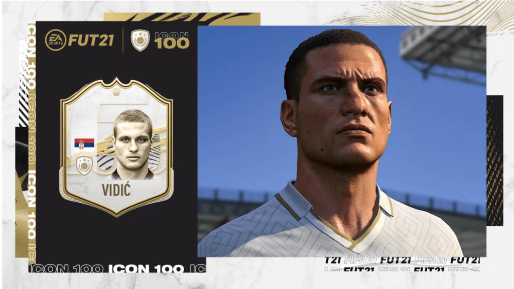 FIFA 21: Nemanja Vidic icon