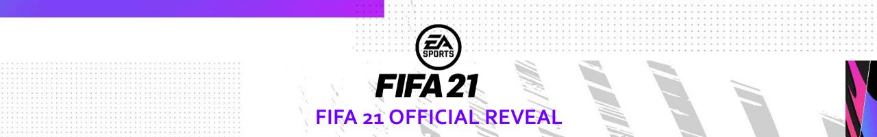 FIFA 21 official reveal - 23 luglio ore 17