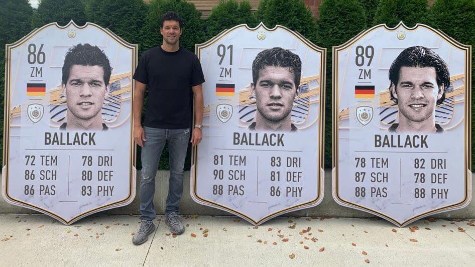 FIFA 21: Ballack Icon stats