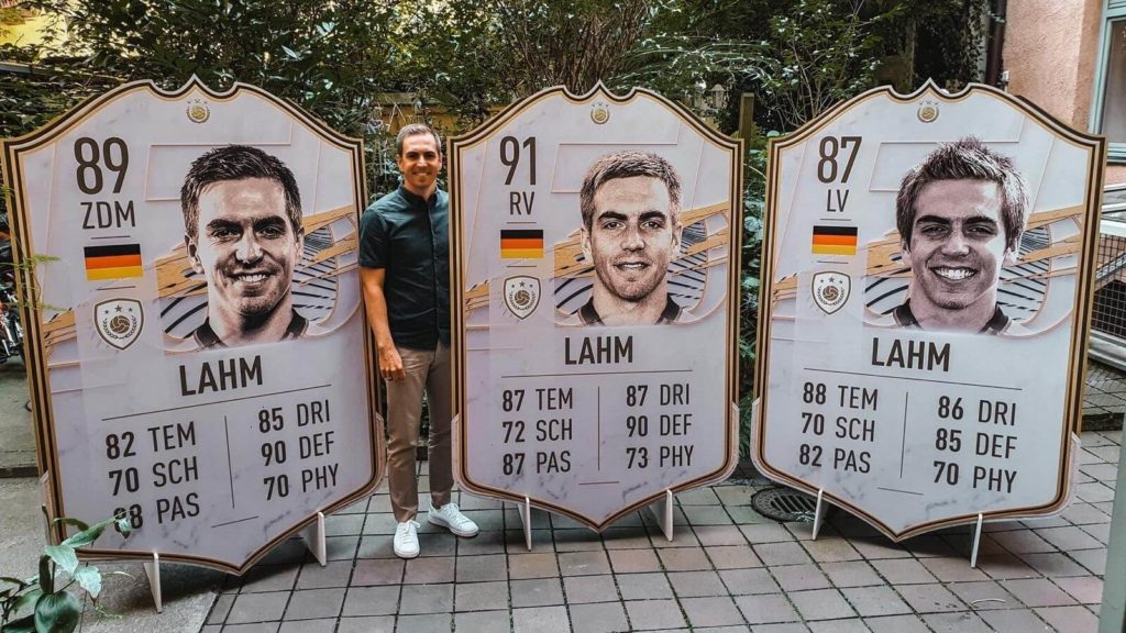 FIFA 21: Lahm Icon stats