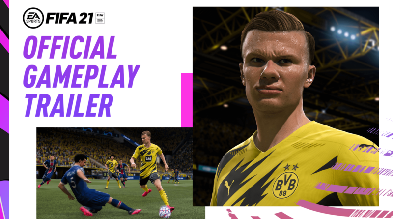 FIFA 21: official gameplay trailer