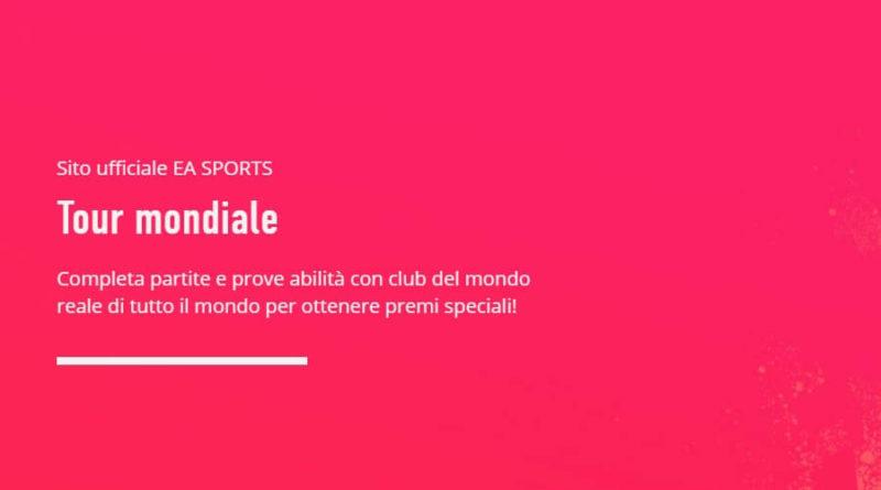 EA Sports FIFA Mobile: World Tour