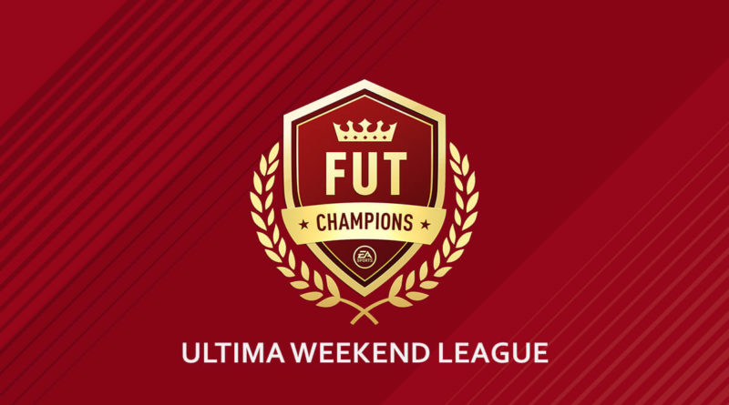 FIFA 20: Ultima FUT Champions Weekend League