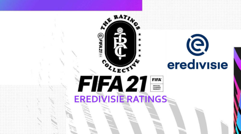 FIFA 21 ratings: Eredivisie top players
