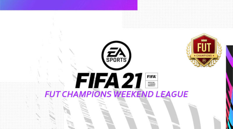 FIFA 21: FUT Champions Weekend League