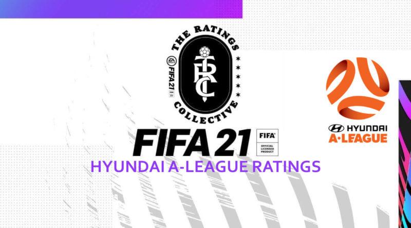 FIFA 21 ratings: Hyundai A-League top players