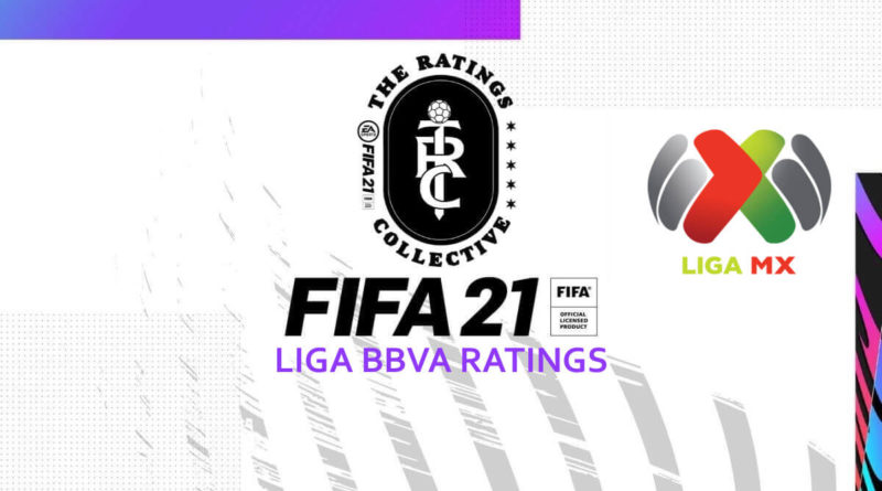 FIFA 21 ratings: TOP 10 Liga BBVA messicana