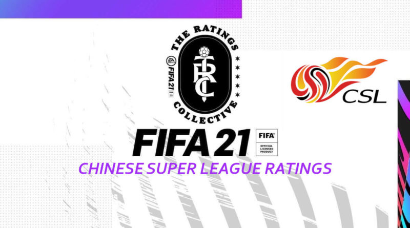 FIFA 21 ratings: Chinese Super League top players