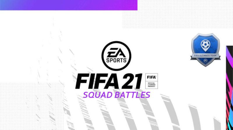 FIFA 21: Squad Battles