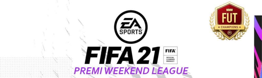 FIFA 21: premi Weekend League