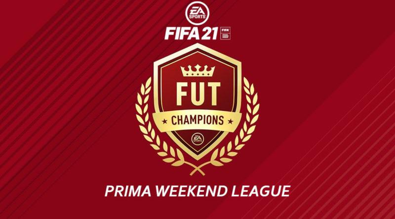 FIFA 21: quando sarà la prima FUT Champions Weekend League?