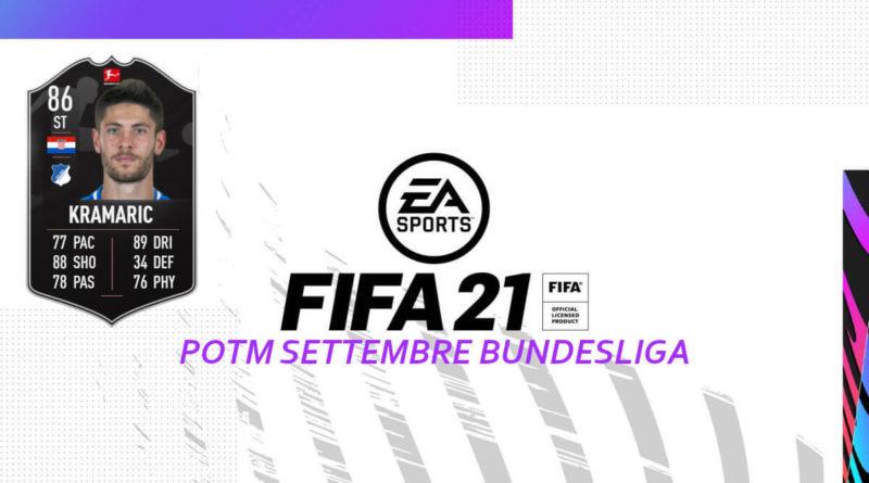FIFA 21: Kramaric POTM SBC