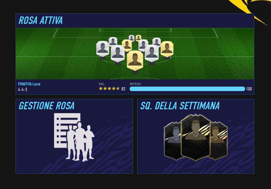 FIFA 21: fra i migliori moduli c'è il 4-4-2