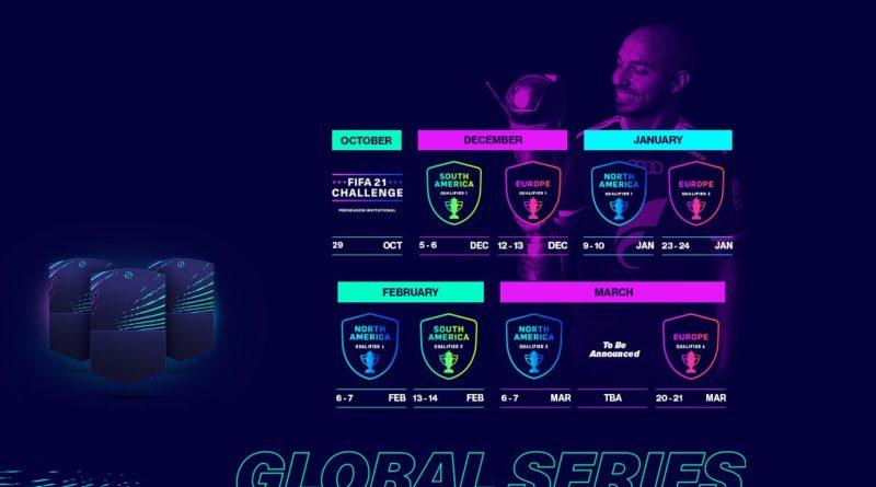 FIFA 21: FUT Swap Global Series