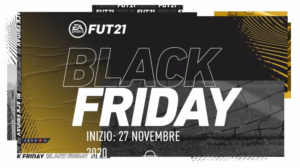FIFA FUT 21: Black Friday