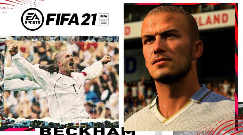 FIFA 21: David Beckham edition