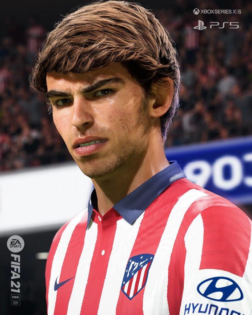 FIFA 21: Joao Felix PS5 e XBOX Serie X screenshot