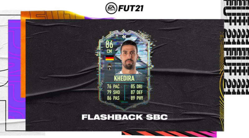 FIFA 21: Khedira Flashback SBC
