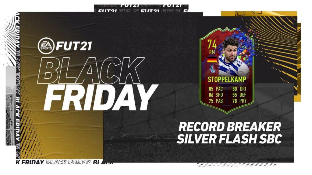 FIFA 21 Black Friday: Stoppelkamp record breakers SBC