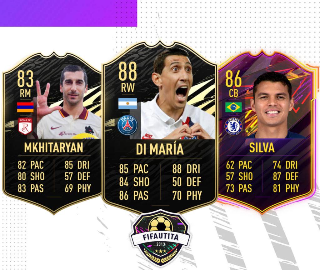 FIFA 21: TOTW 07 prediction