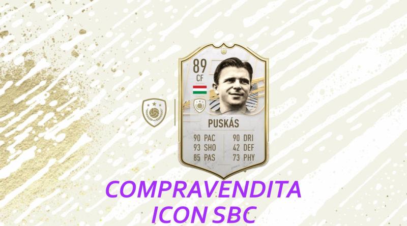 FIFA 21 Icon SBC: compravendita per guadagnare crediti