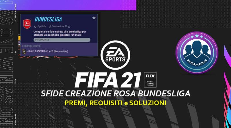 FIFA 21: SCR Bundesliga
