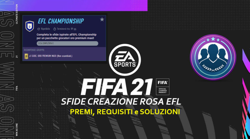 FIFA 21: SCR EFL Championship