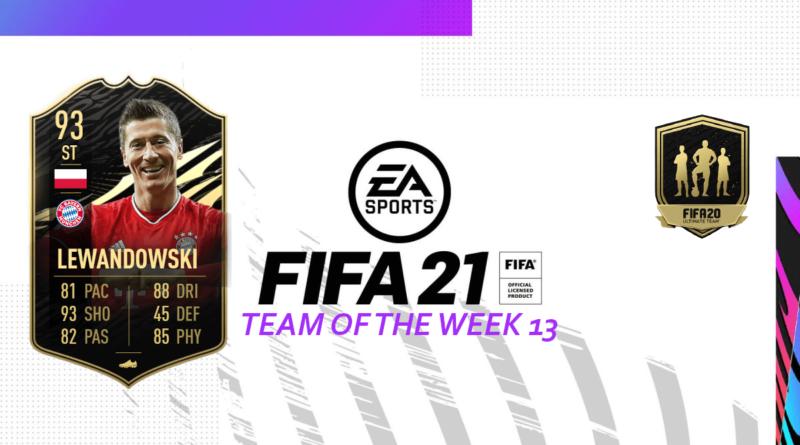 FIFA 21: Team of the Week 13