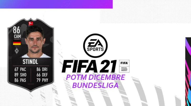 FIFA 21: SCR Stindl POTM