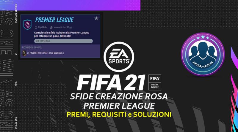 FIFA 21: SCR Premier League