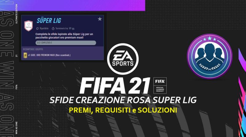 FIFA 21: SCR Super Lig