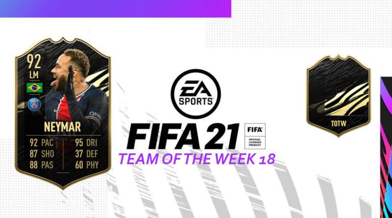 FIFA 21: Team of the Week 18